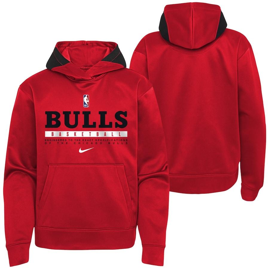 Sudadera Nike Chicago Bulls Talla S