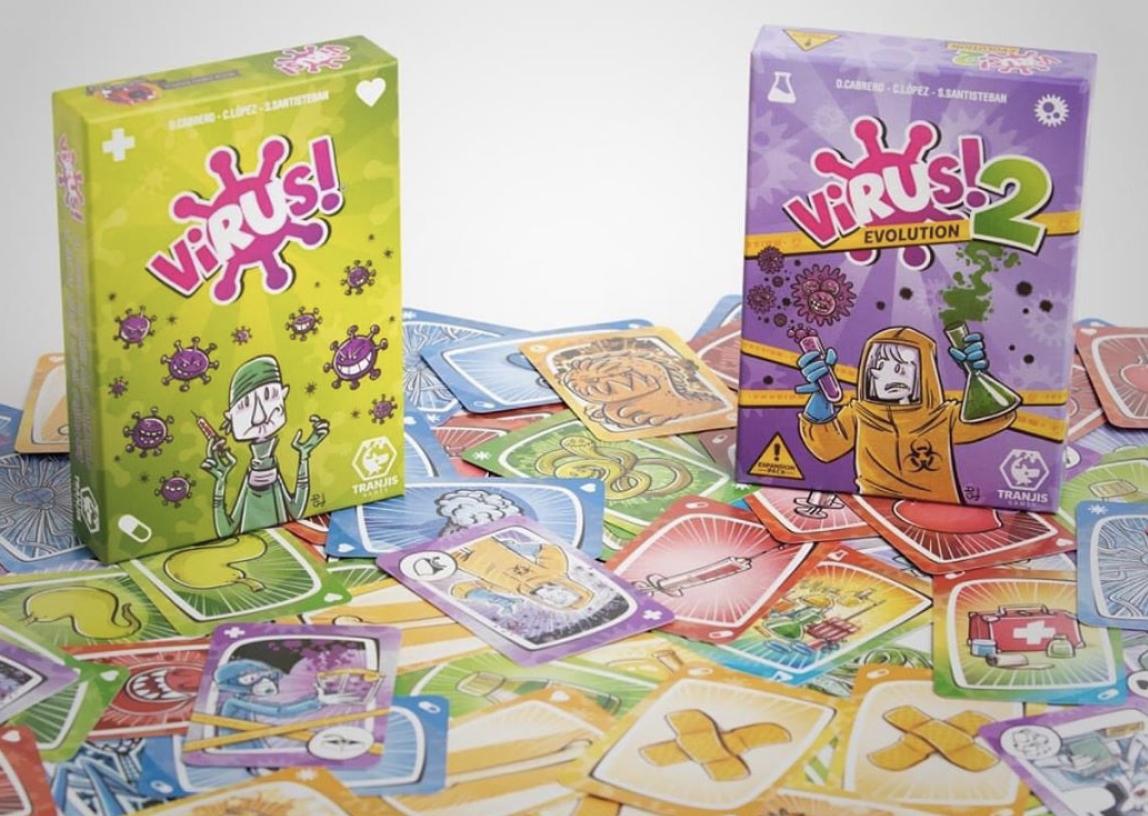 Pack juegos : Virus + Virus 2