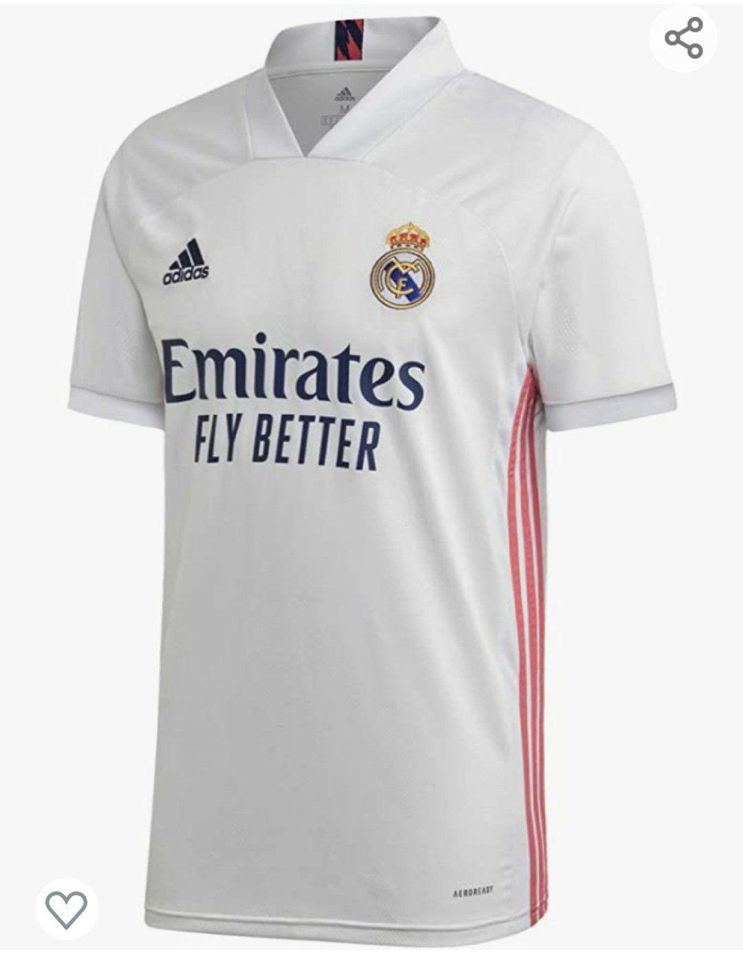 Camiseta adulto Real Madrid 20/21 1ªEquip