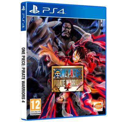 One Piece Pirate Warriors 4 PS4 (Precio para socios FNAC)