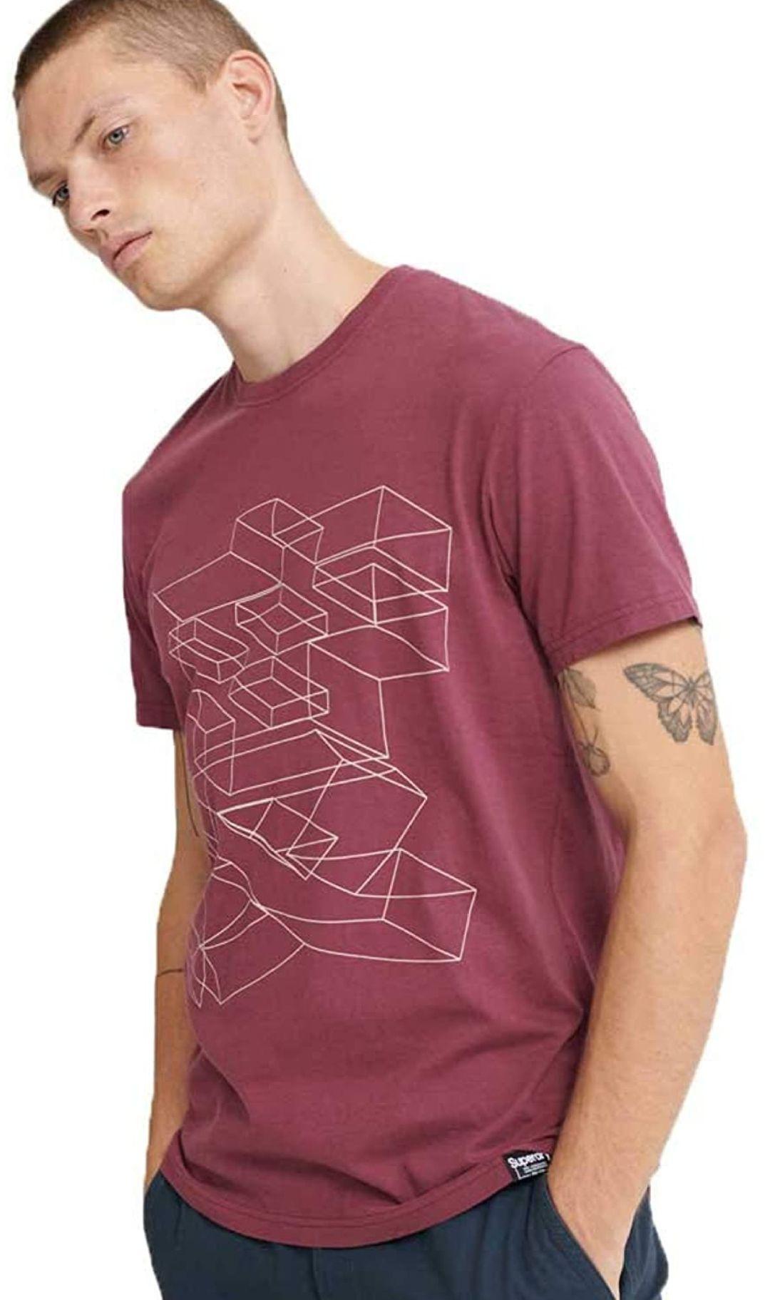 Camiseta Superdry talla M