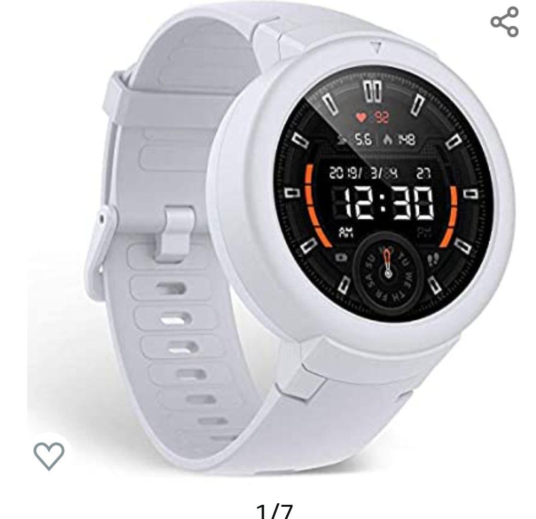 Amazfit - Verge Lite Smart Watch, Blanco