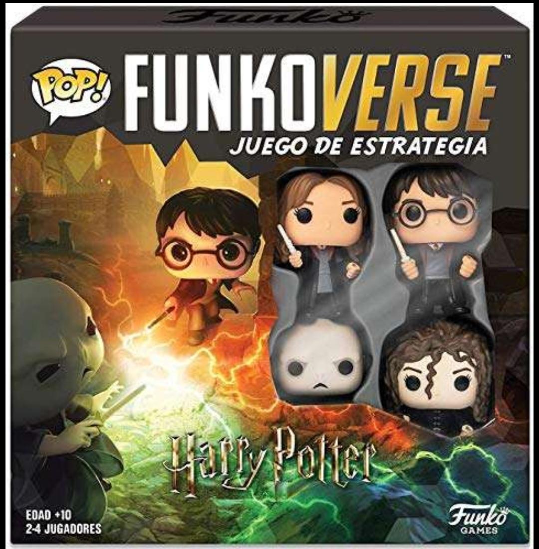 Funkoverse Harry Potter + 30% cheque ahorro