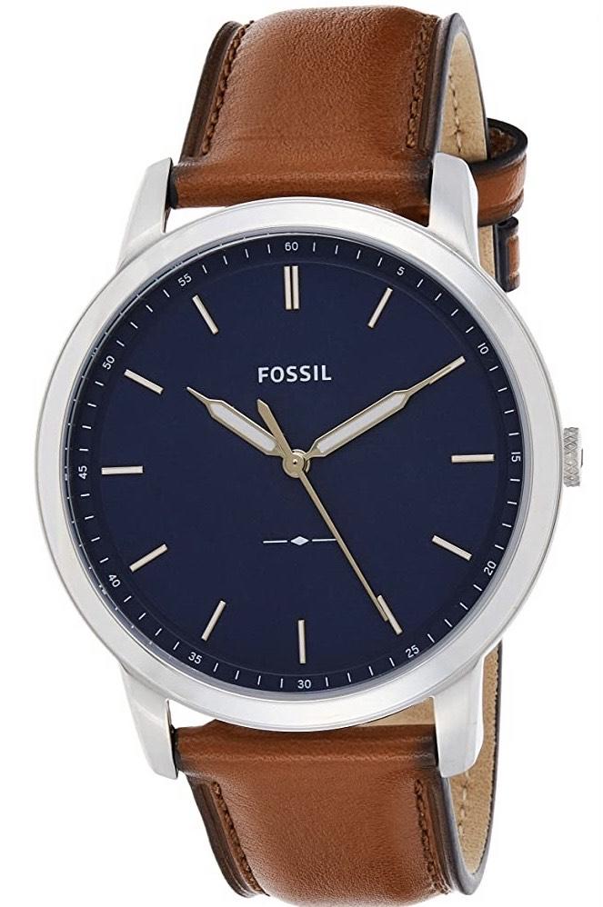 Reloj analógico Fossil para hombre