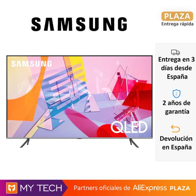 Samsung Qled Q60T por solo 420€ ( Envío desde España)