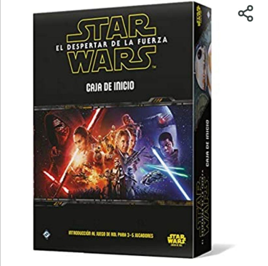 Juego de rol Star Wars: El Despertar de la Fuerza