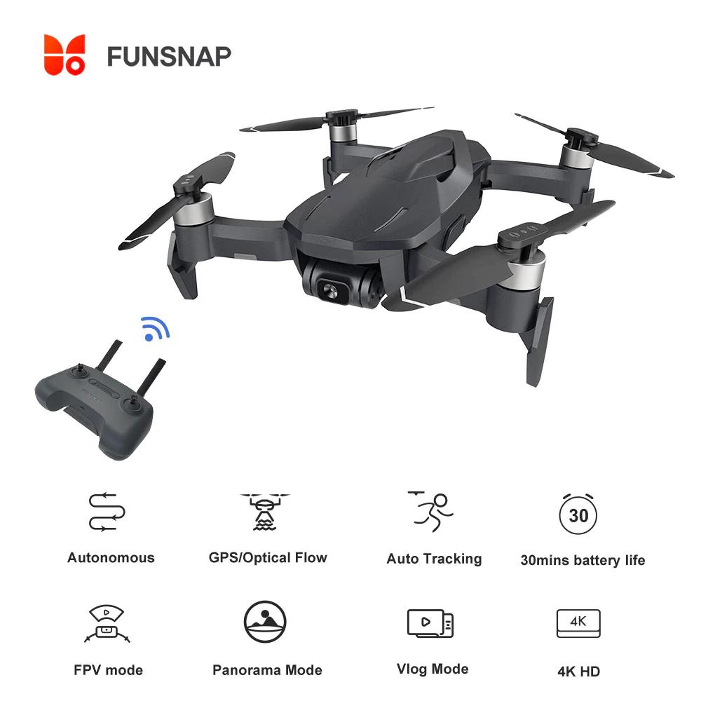Xiaomi FunSnap Diva - Dron plegable con camara 4K