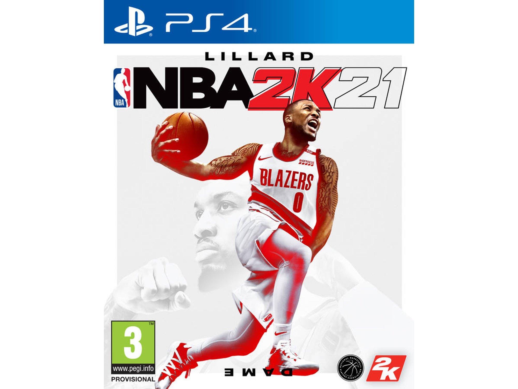 NBA 2K21 para PS4 (edición física standard)