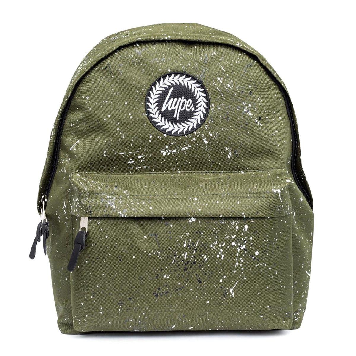 Mochila hype_backpacks_-_hype_compass_school_backpack_-_khaki-