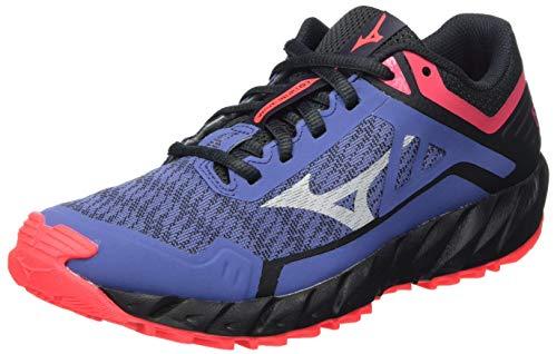 Mizuno Wave Ibuki 3, Zapatillas para Carreras de montaña Mujer Talla 42
