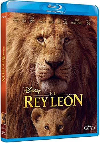 El Rey León (Imagen Real) Blu-Ray