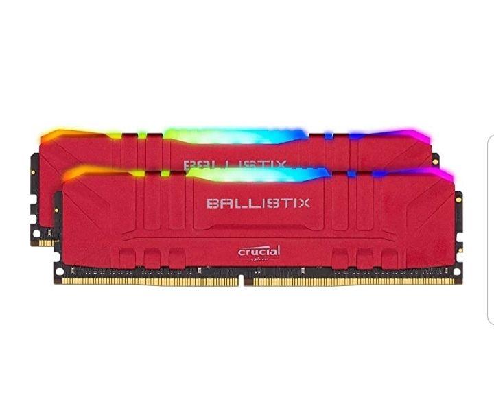 Crucial Ballistix 3600 cl16 16Gb (2x8Gb)