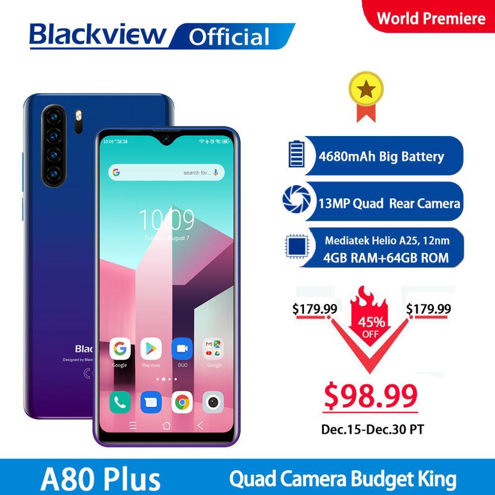 Blackview A80 Plus 4+64GB