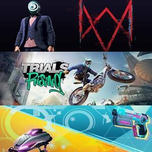 GRATIS :: Trials Rising, DLC Watch Dogs: Legion, Hyperscape @Ubisoft
