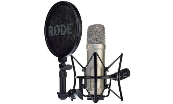Micrófono de estudio Rode NT1-A
