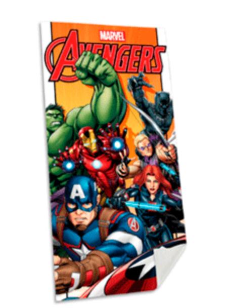 Toallas de niño a 4,95€ (Marvel, Disney, Patrulla Canina...)