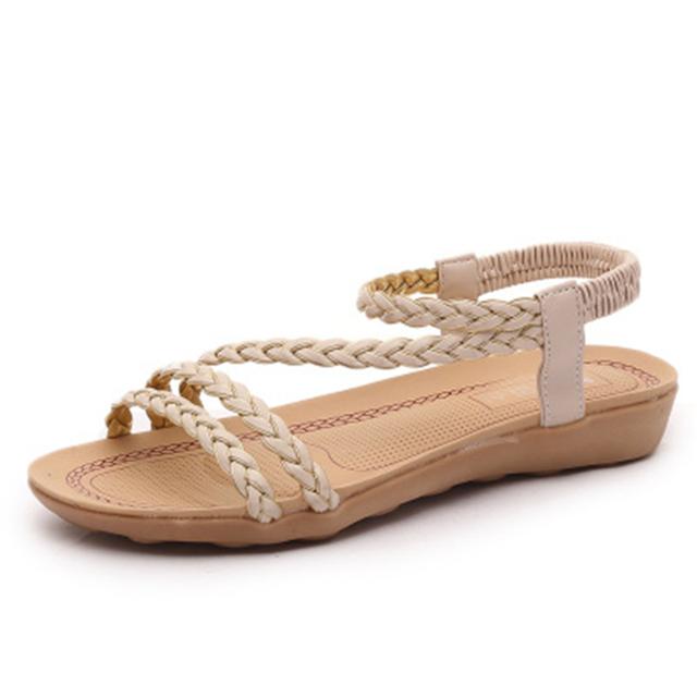 Sandalias de verano preciosas