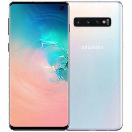 Samsung Galaxy S10+ G975F LTE Dual Sim 512GB White EU