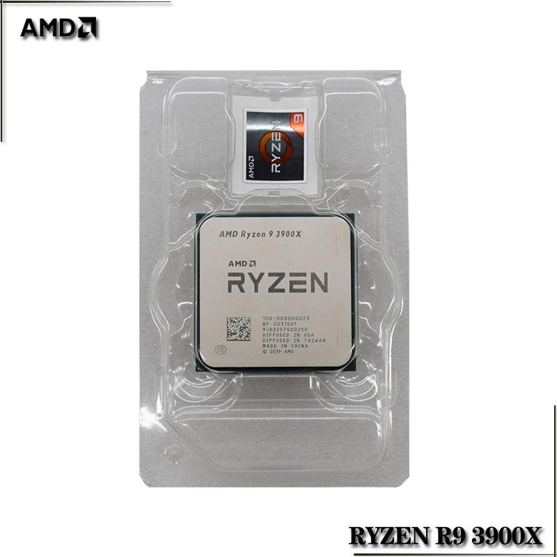 AMD Ryzen 9 3900X [Nuevo OEM/Tray sin disipador]