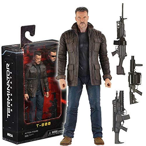 Terminator Destino Oscuro - Figura de acción T-800