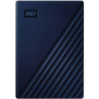 Disco duro portátil WD My Passport for 2TB Azul para PC y Mac