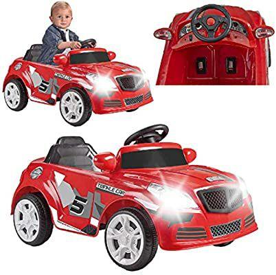 FEBER - Twincle Car R/C, coche eléctrico con radio control, para niños y niñas de 3 a 6 años