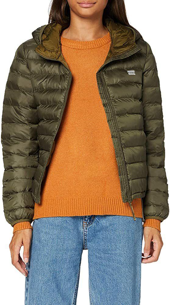 TALLA L - Levi's Pandora Packable Jacket Chaqueta para Mujer