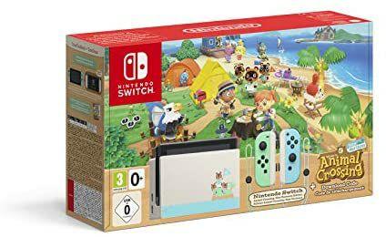 Nintendo Switch Animal Crossing - Amazon Francia