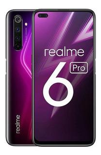 Realme 6 Pro 6/128GB Lightning Red Libre [PcComponentes]