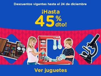 Toys 'R' Us 10€ de descuento por compra superior a 100€