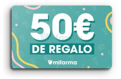 Tarjeta regalo de 50€ a precio de 45€