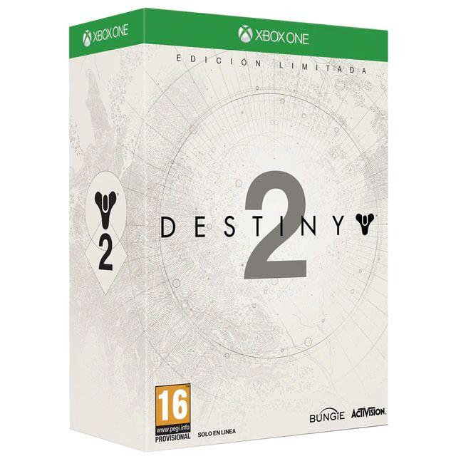 Destiny 2 Edición Limitada Xbox One