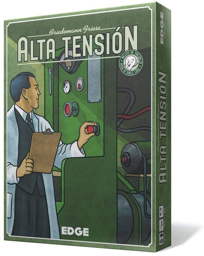Alta Tensión REENERGIZADO - Juego de Mesa