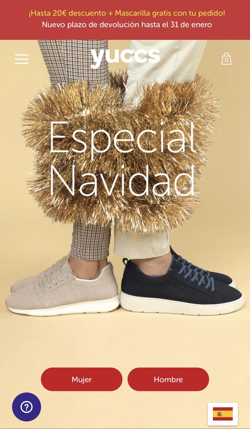 Hasta 20€ de descuento comprando 2 pares de zapatillas
