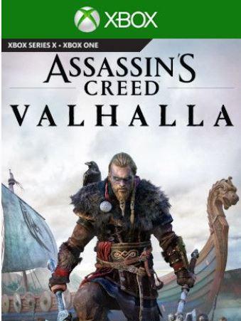 Assassin's Creed: Valhalla | Edición estándar (Mínimo Historico en Xbox One Series X/S)