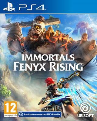 Inmortal Fénix Rising (físico) PS4 (envío no incluido)