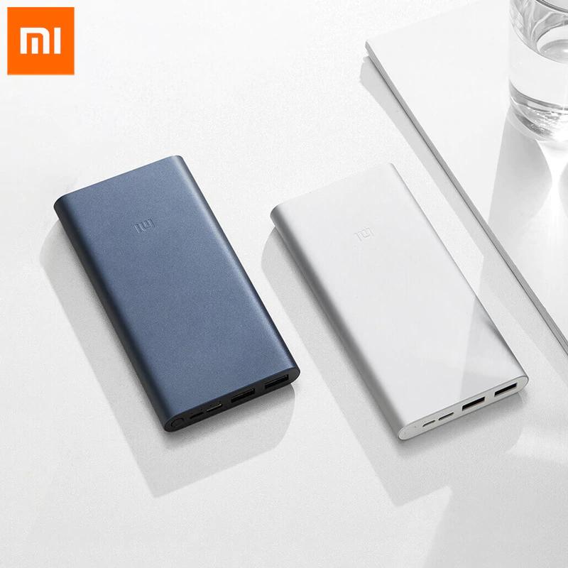 Xiaomi Batería Externa Mi Power Bank 3 10000mAh