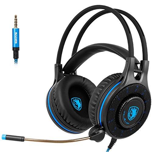 SADES A60/OMG - Auriculares USB