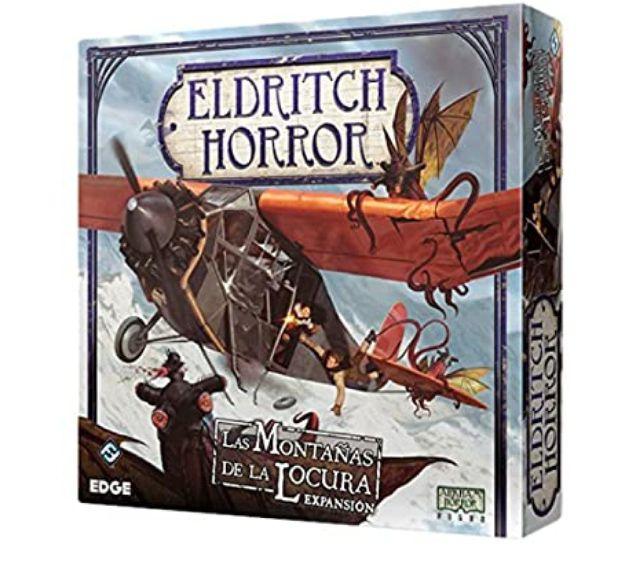 eldricht Horror - Las montañas de la locura