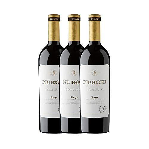 Vino Nubori Selección de Familia - Rioja DO pack 3 botellas