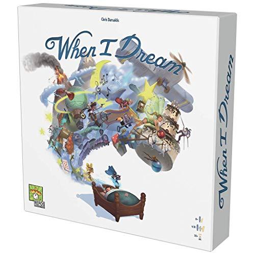 When I Dream - Juego de Mesa