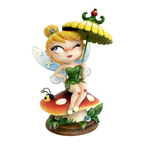 Campanilla con sombrilla de Peter Pan, Mundo de Miss Mindy