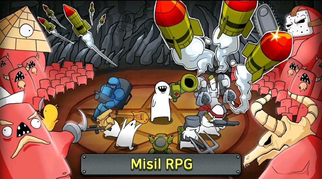 VIP Misil RPG