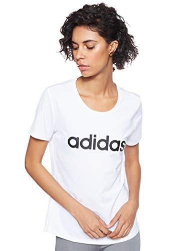 Camiseta de mujer adidas Desing 2 Move Logo Talla S