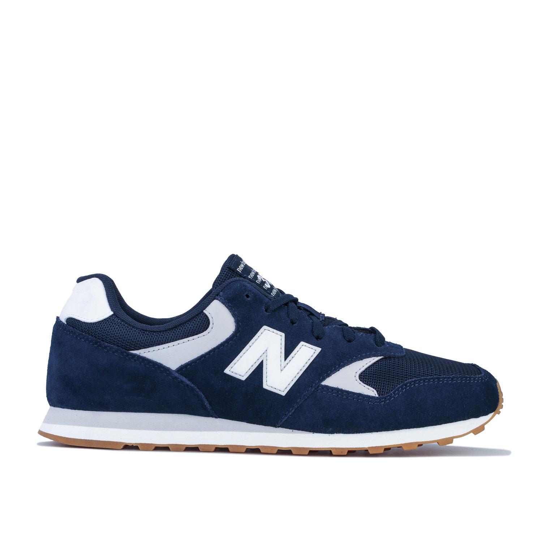 New Balance 393 - Tallas 39.5 a 45.5 - Color Azul o Negro