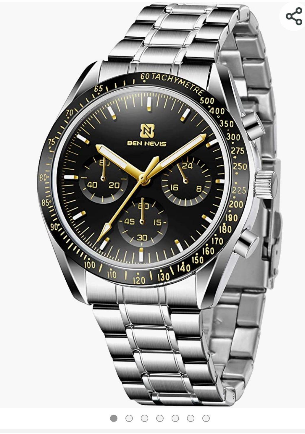 Reloj cronógrafo Aswan Watch