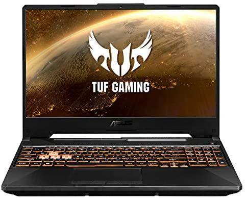 """Portátil gaming - ASUS TUF Gaming A15 FA506II-BQ029, 15.6"""",AMD® Ryzen™ 7 4800H, 16GB, 1TB."""