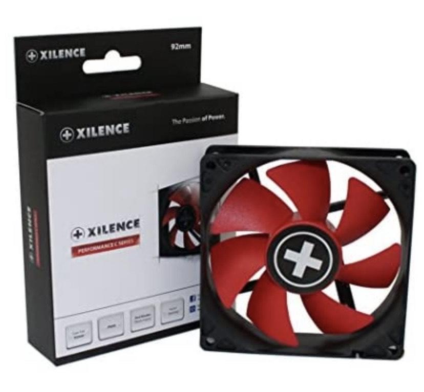 Ventilador para pc Xilence XPF92.R.PWM 100 g, 92 x 92 x 25 mm)