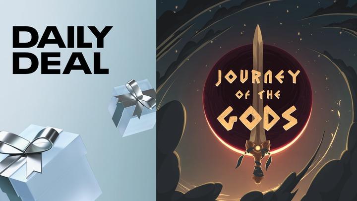 Oferta Diaria para Oculus Quest/Quest 2 - Journey of the Gods