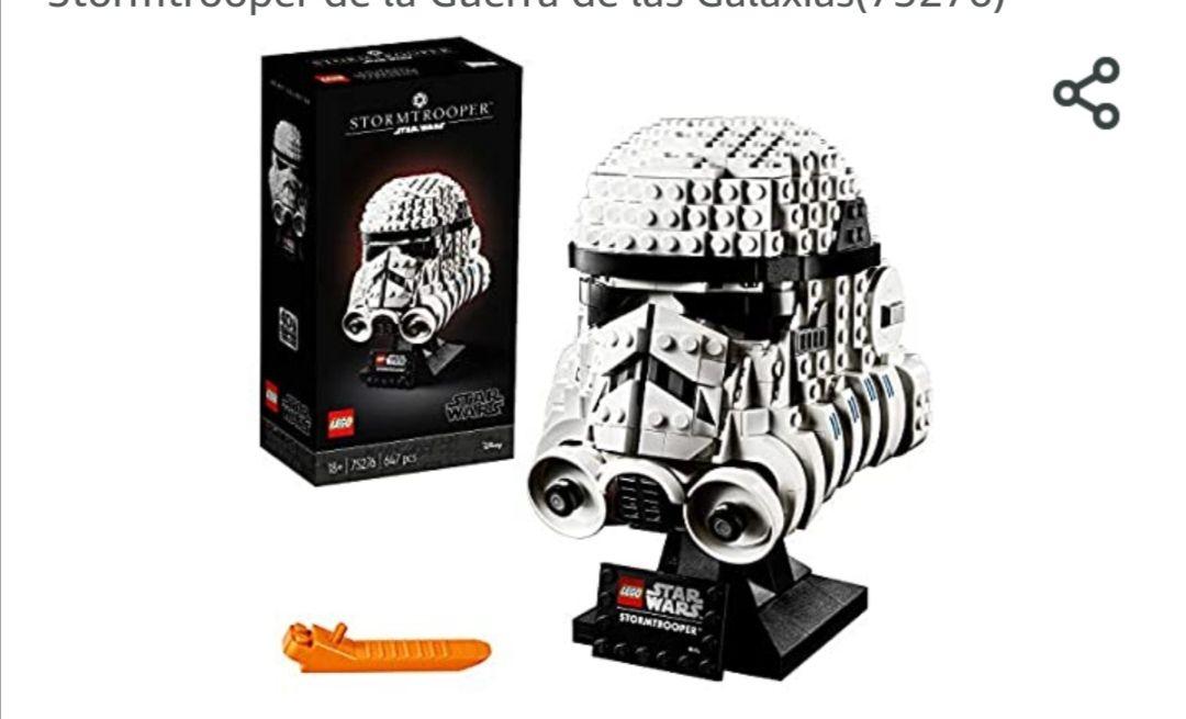 LEGO Star Wars - Casco de Soldado de Asalto